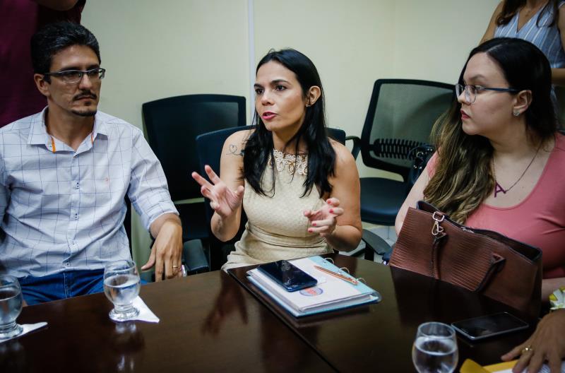 """""""Será um marco na saúde pública, pois seremos o primeiro hospital público da região Norte a associar bem-estar animal e saúde pública"""", disse a médica veterinária do CCZ Marcia Alves"""