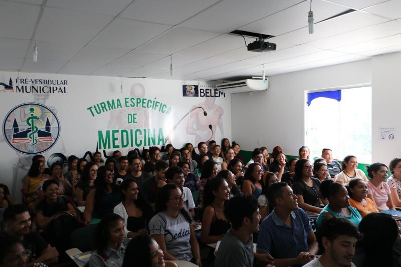 Pré-Vestibular Municipal realiza aulão preparatório para o ENEM 2019