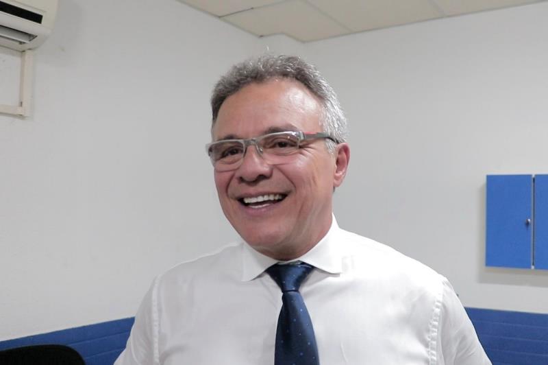 Prefeito Zenaldo Coutinho
