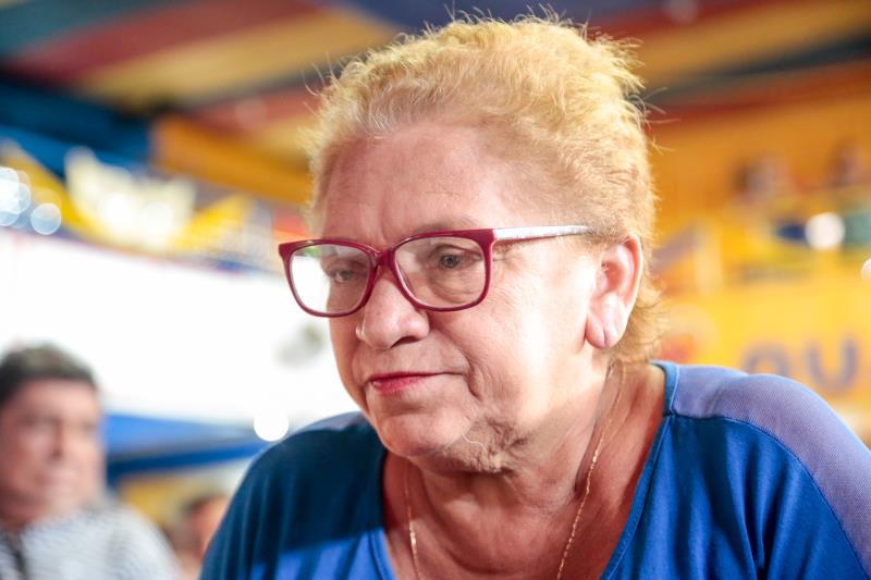 Maria de Jesus Quaresma - Reunião Pública de Retomada das Obras Sub Bacia 1 da Bacia da Estrada Nova