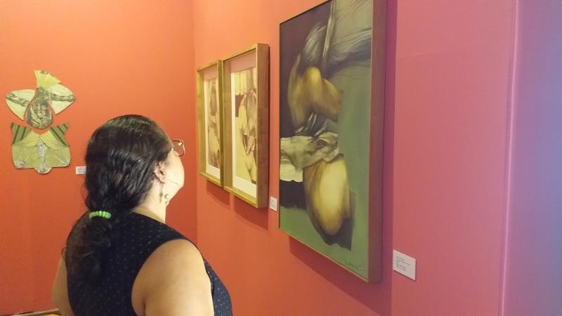 """O museu está com visitação aberta para a exposição """"As Amazonas do Pará"""", que integra a 38ª edição do Salão Arte Pará"""