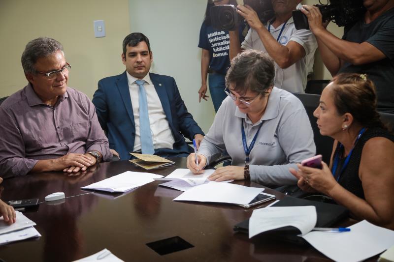 Parceria garante cooperação no atendimento aos venezuelanos indígenas e não indígenas