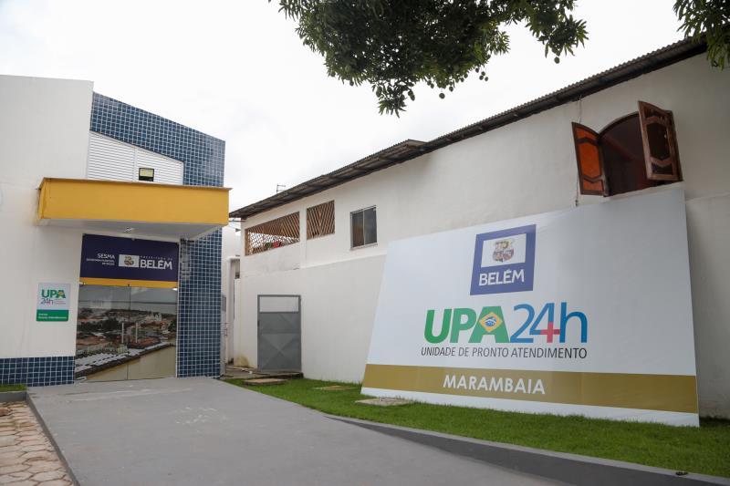 Um dos presentes que Belém receberá em comemoração aos seus 404 anos será a inauguração UPA João Menezes, localizada no bairro da Marambaia, que será entregue para a população às 15h30, do domingo, 12