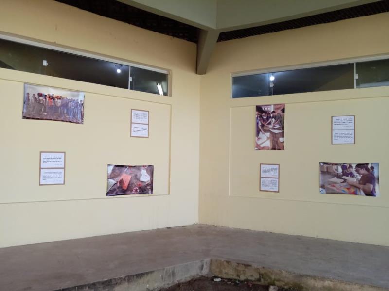 Exposição fotográfica conta processo criativo do projeto nesses 10 anos.