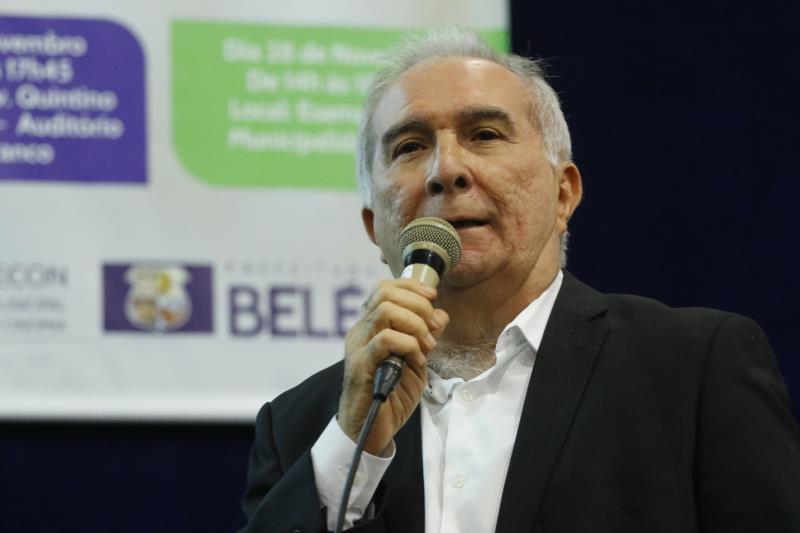 2019.11.27 - PA - Belém - Brasil: Elaboração do Plano Econômico do Município de Belém