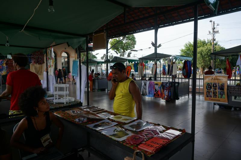 O projeto realizou vivências como comunicação e elaboração de projetos para casas de axé, em parceria com o Afrolab, projeto de imersão criativa e apoio ao empreendedorismo para mulheres negras, promovido pela Feira Preta de São Paulo