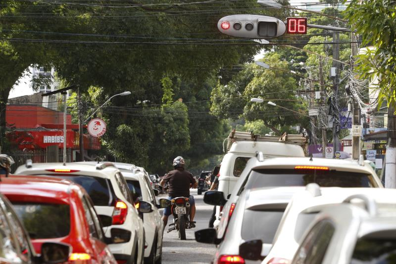 Com os contadores em cruzamentos com o das avenidas Generalíssimo Deodoro e Nazaré se espera diminuir congestionamentos