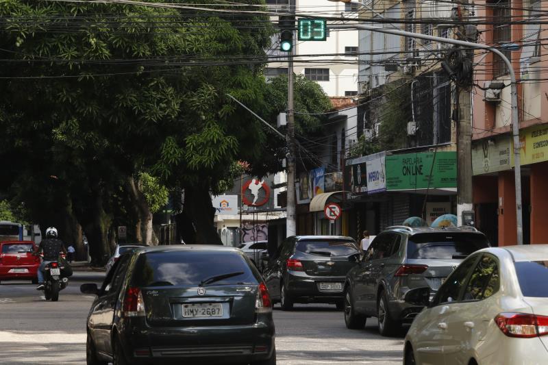 Medida desafoga o trânsito, pois evita fechamento de cruzamentos