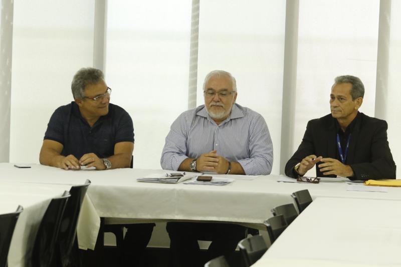2019.12.16 - PA - Belém - Brasil: Prefeito Zenaldo Coutinho participa de reunião do Conselho Municipal de Turismo.