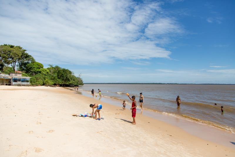 A Praia Grande, em Outeiro, irá receber os que irão comemorar a chegada do ano novo de 2019