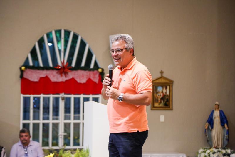 """O prefeito Zenaldo Coutinho destacou: """"Este é um projeto para atender quem precisa, e esta equipe da Codem faz este trabalho social"""""""