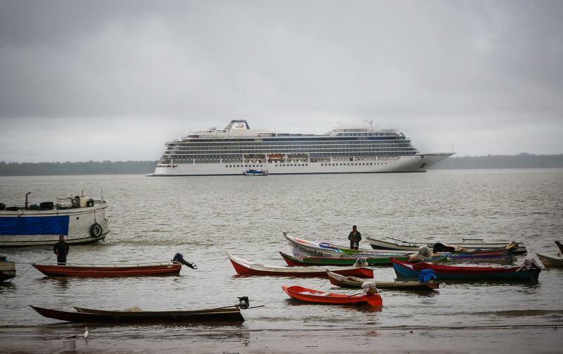 Sete embarcações irão passar pela capital paraense e todas terão como destino inicial o trapiche Municipal da Vila Sorriso, como também é conhecido o distrito de Icoaraci