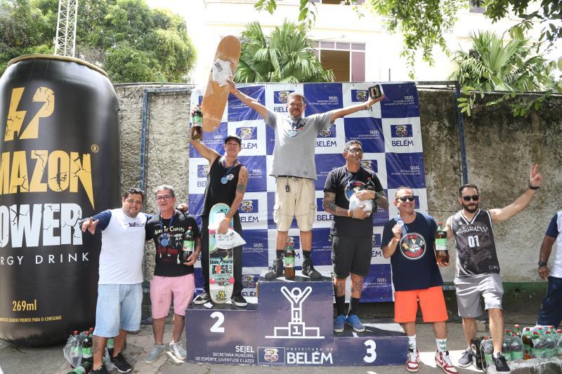 Praticantes de esportes radicais são valorizados pela Prefeitura de Belém