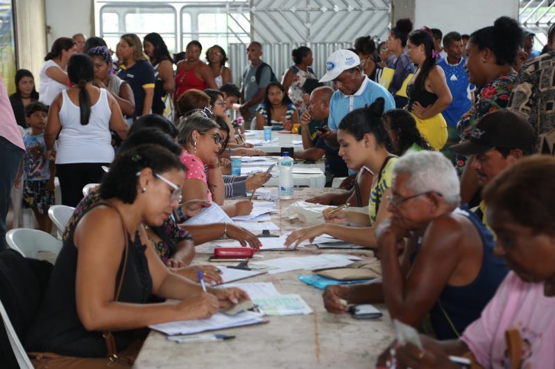 O perfil das famílias que podem se inscrever no programa são pessoas com deficiência, moradores de área de risco, mulher chefe de família, morar em Belém há mais três anos, coabitação