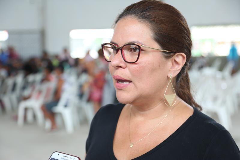 Segundo Adriana Azevedo, presidente da Funpapa, nesta segunda-feira, a ação foi de acolhimento dessas famílias que estão no Viver Mosqueiro