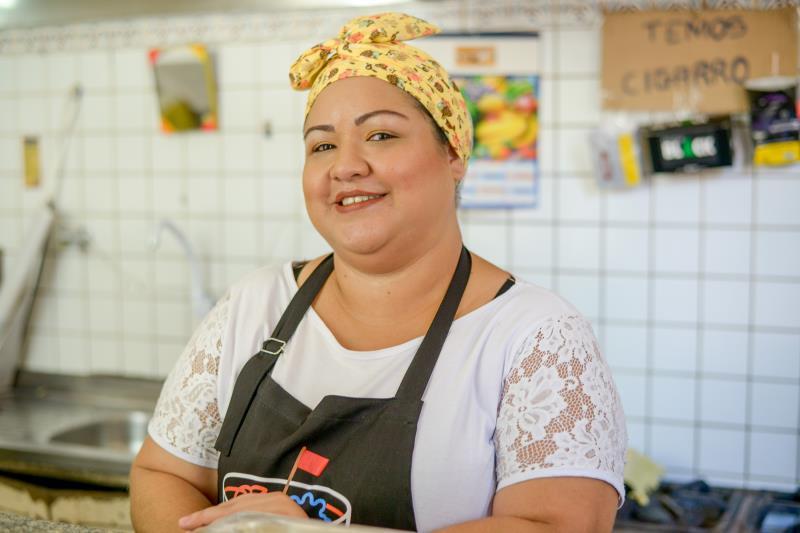 A boieira Aldilene Sarmento será uma das participantes do Circuito Gastronômico - Mercado Criativo Ver-o-Peso