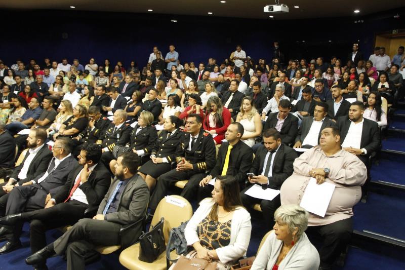 Os novos titulares do Comdac já foram distribuídos nos oito distritos administrativos DAGUA, DAICO, DAENT, DASAC, DAOUT, DAMOS, DABEN e DABEL