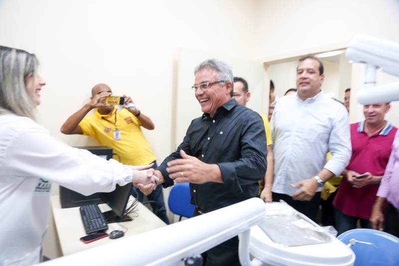 Inauguração da UPA deve desafogar o atendimento de outras unidades de saúde, como a UPA da Sacramenta