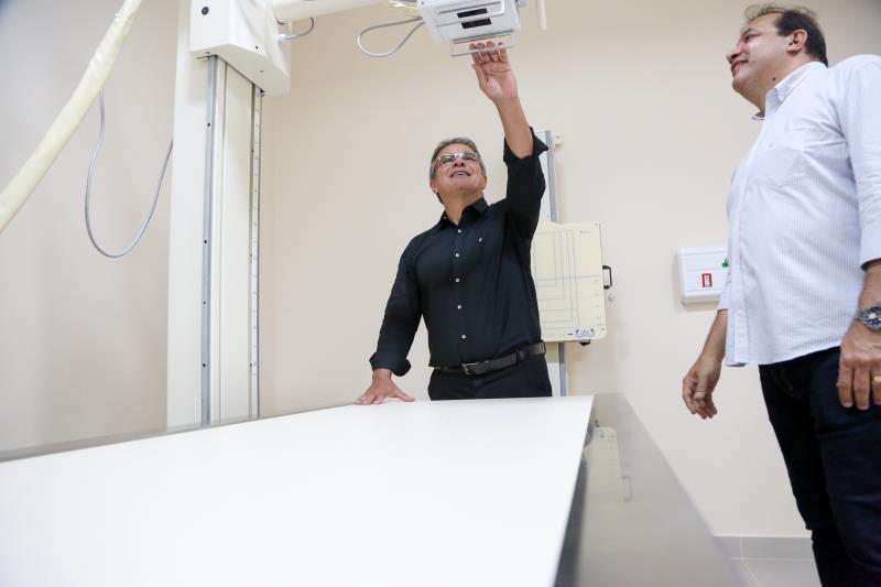 Na unidade serão disponibilizados exames de urgência de radiologia, eletrocardiografia e exames laboratoriais