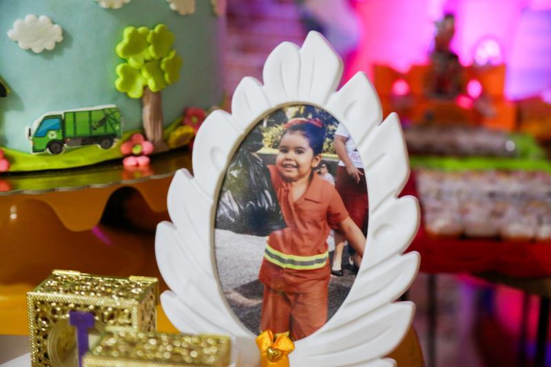 Aos 4 anos, Beatriz deu exemplo de consciência ambiental