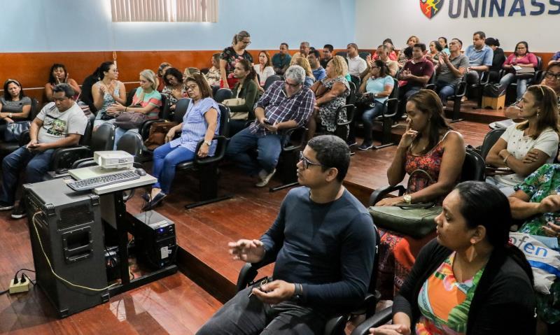 A expectativa pela entrega do novo Hospital de Pronto Socorro Municipal Humberto Maradei Pereira, no bairro do Guamá, foi compartilhada por servidores, gestores e coordenações estadual e municipal de humanização