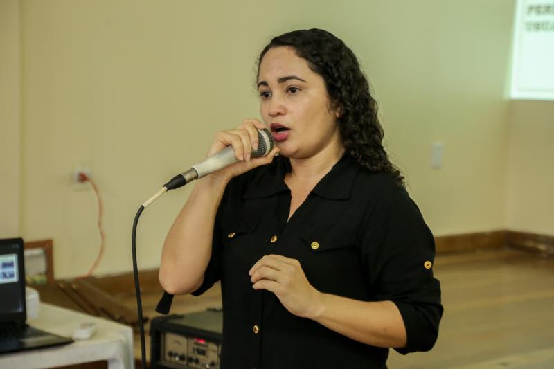 Segundo Mariana Monteiro, assistente social da Sesma, a ação busca a interação do grupo para divulgação dos trabalhos que o Centro desenvolve