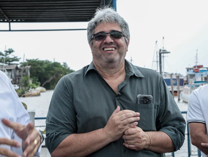 Leonardo Lobato, coordenador geral do Samu