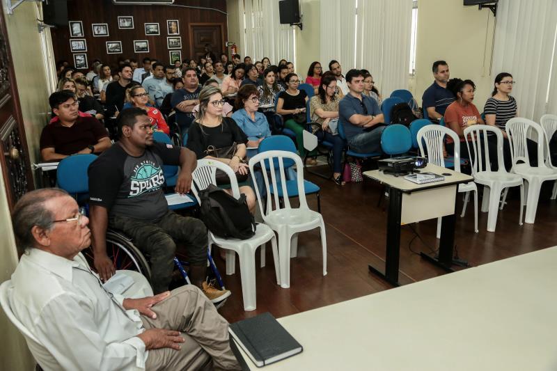 A programação do curso prossegue até sexta-feira, 24, na sede do Núcleo de Informática Educativa (Nied), localizado na travessa Padre Eutíquio, 1900, no bairro de Batista Campos