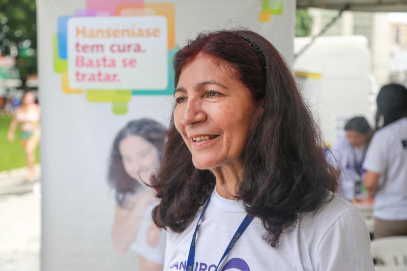 Eliana Nascimento - Janeiro Roxo e Janeiro Branco