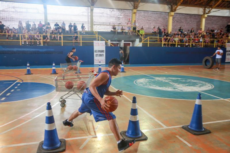 Secretaria Municipal de Esporte (Sejel) promove o II Jogos das Estrelas