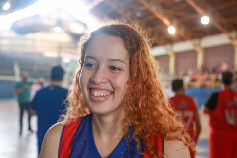Maria Clara - Secretaria Municipal de Esporte (Sejel) promove o II Jogos das Estrelas