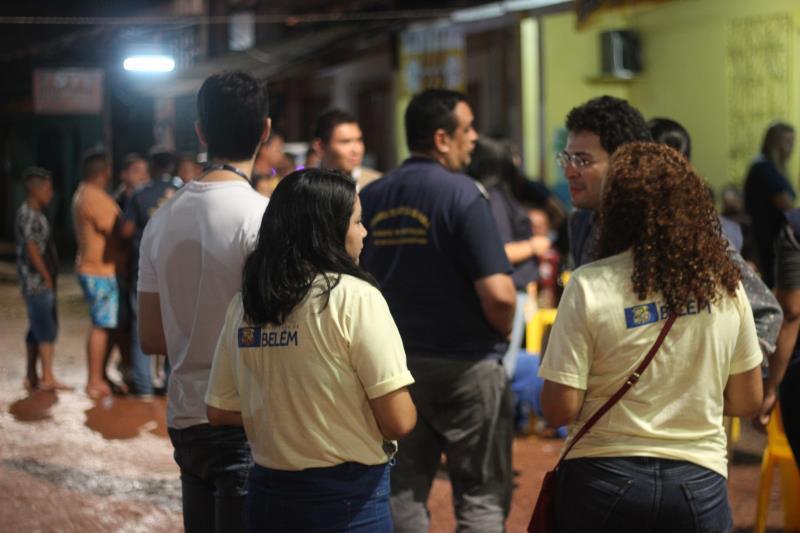 Participaram da ação participação 65 agentes de proteção do Conselho Tutelar de Outeiro e técnicos do Cras Outeiro e do Creas José Carlos Pacheco Dias
