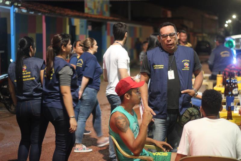 De sexta-feira, 24, a domingo, 26, agentes de proteção à infância e à adolescência percorreram Outeiro e Icoaraci