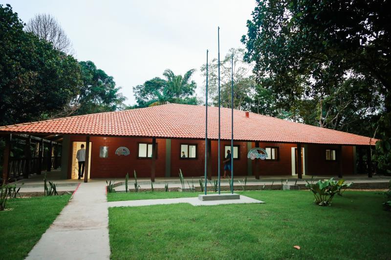 Escola Criativa da Gastronomia de Belém fica no distrito de Outeiro