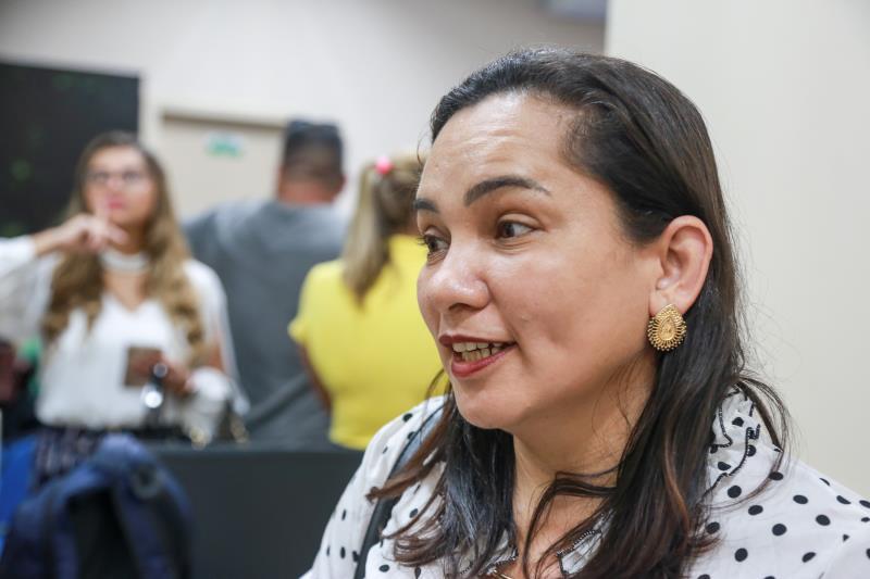 Rosana Castro - Acolhimento - Upa - João Menezes