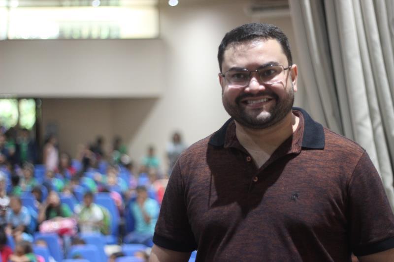 Igor Fonseca, diretor geral da Funbosque