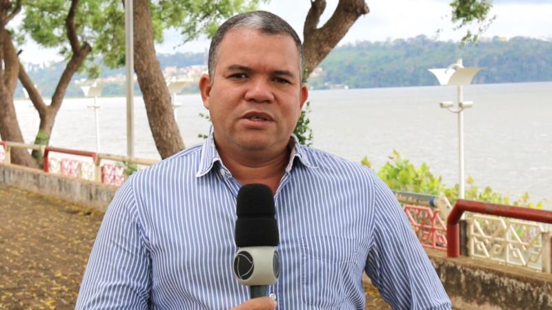 Darli Costa - sec. de Turismo de Vitória do Xingu