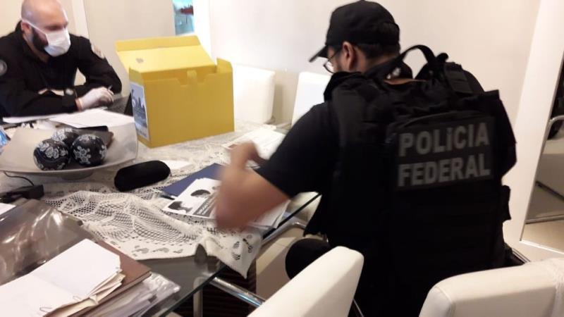 23 mandatos de busca e apreensão foram cumpridos — Foto: Reprodução/Polícia Federal do Pará