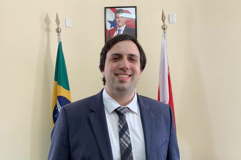 André Orengel Dias, Secretário de Estado de Turismo do Pará