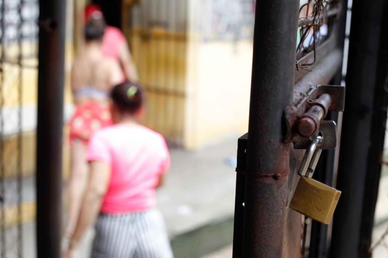 A população carcerária paraense superou a marca de mais de 20 mil presos em 2019.