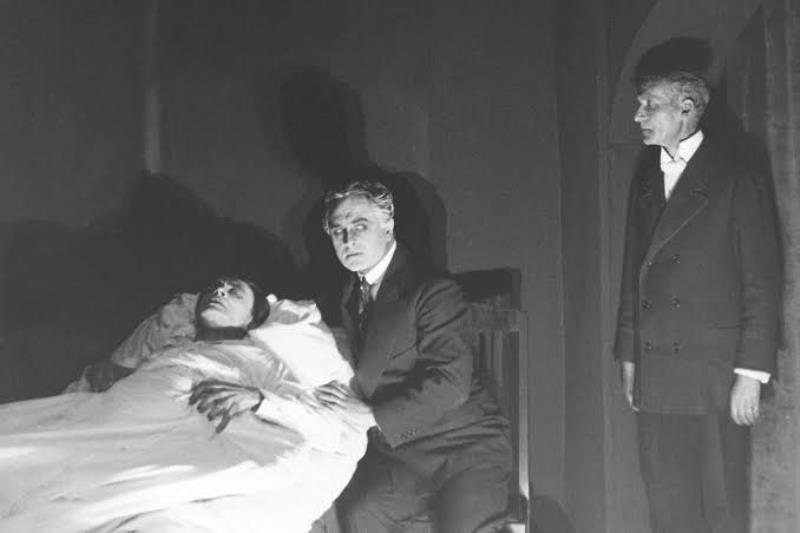 """Na terça-feira, 11, às 18h30, é dia do projeto Cinema & Música, que terá o filme """"Caminhada Noite Adentro"""", de 1921, com direção de F. W. Murnau"""