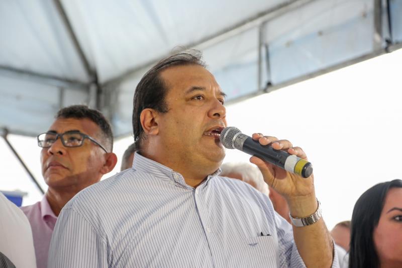 O titular da Sesma, Sérgio de Amorim, destacou os serviços de atendimentos disponíveis no HPSM do Guamá