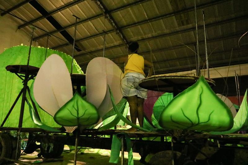 Samba, crítica e mulher serão os eixos que a Xodó da Nega adotará para o desfile deste ano