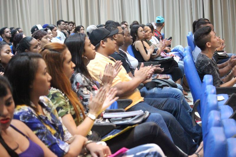 O evento contou com a participação de 150 pessoas