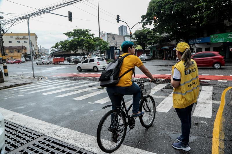 Uma nova configuração de trânsito está valendo desde esta quarta-feira, 12, em algumas vias do bairro de Fátima, em Belém