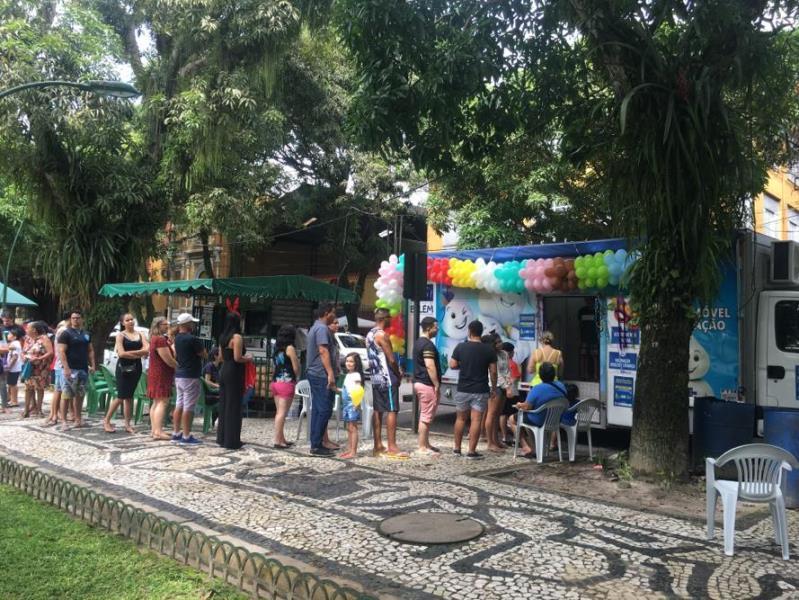 O Dia D da Campanha Nacional de Vacinação contra o Sarampo foi realizado em todo o País, neste sábado, 15. Em Belém, a ação contou com 197 postos instalados em locais estratégicos.