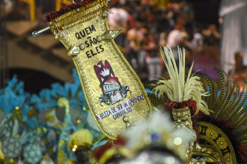 O Quem São Eles tem 17 título de campeão do carnaval de Belém