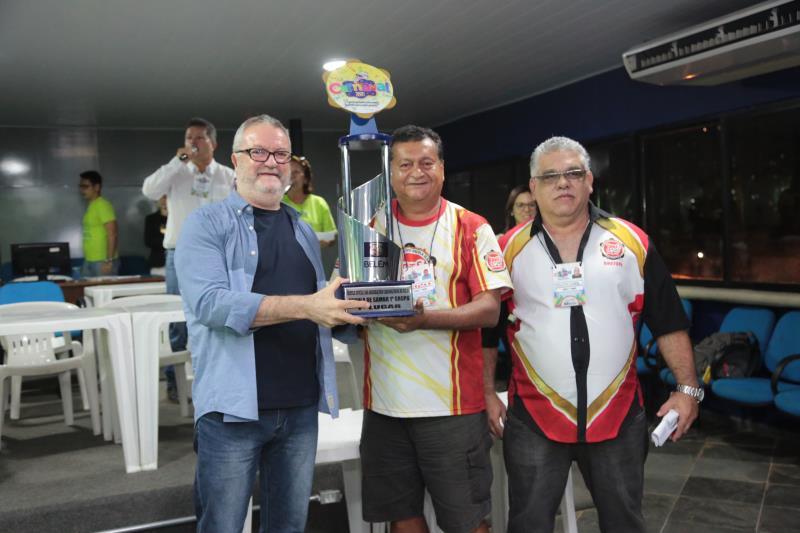 Piratas da Batucada sagrou-se a grande campeão dos desfiles de 2020