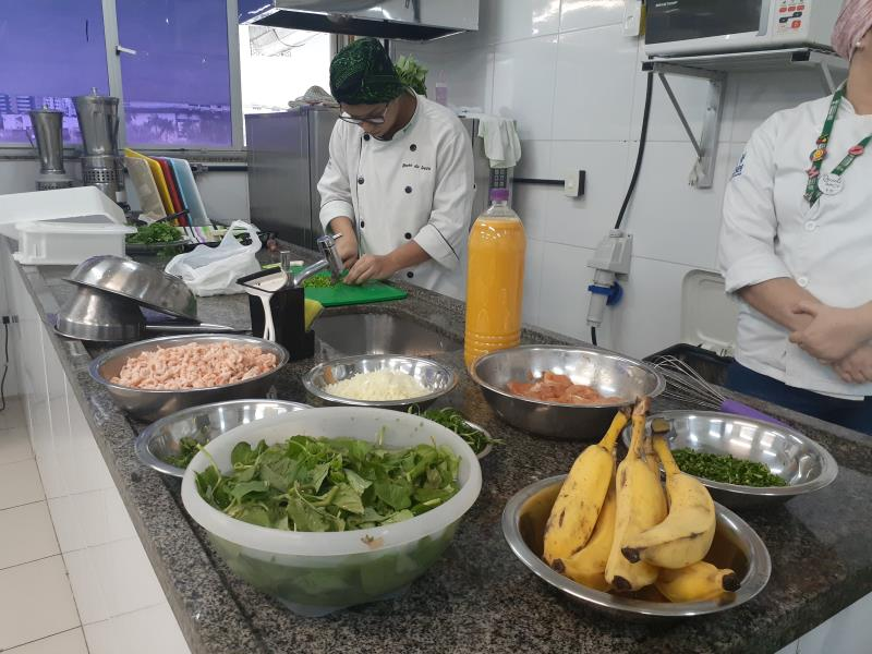 A capacitação para o Mercado Criativo foi iniciada na terça-feira, 18, e segue até esta quinta, 20, no Campus Alcindo Cacela, da Unama