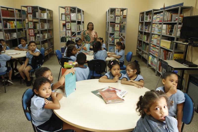 Serão selecionados docentes para o projeto de leitura e para as Salas de Recursos Multifuncionais